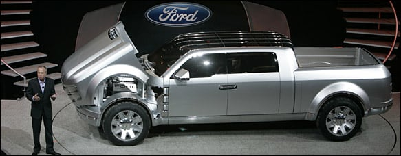 Naias Ford Super Chief Show Truck Page 2 Ford Focus Forum